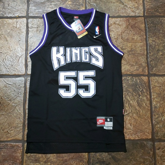 competitive price 0033d 8ef99 Jason Williams - Throwback Kings Jersey NWT